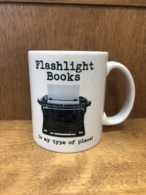 Flashlight Books Mug (11oz)