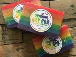 The Original Gay (Soap) Bar
