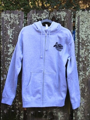 Premium Heavyweight Zip Hood Sweatshirt