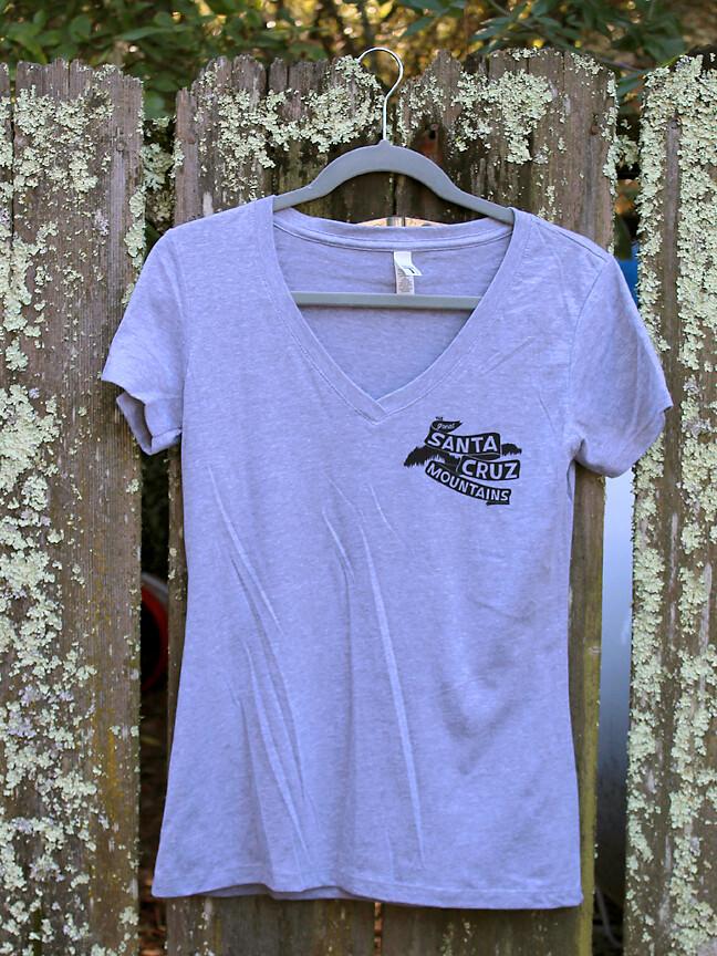 Women's Premium V-Neck shirt