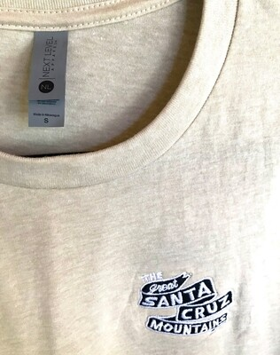 Premium Embroidered Banner T-Shirts (Unisex)
