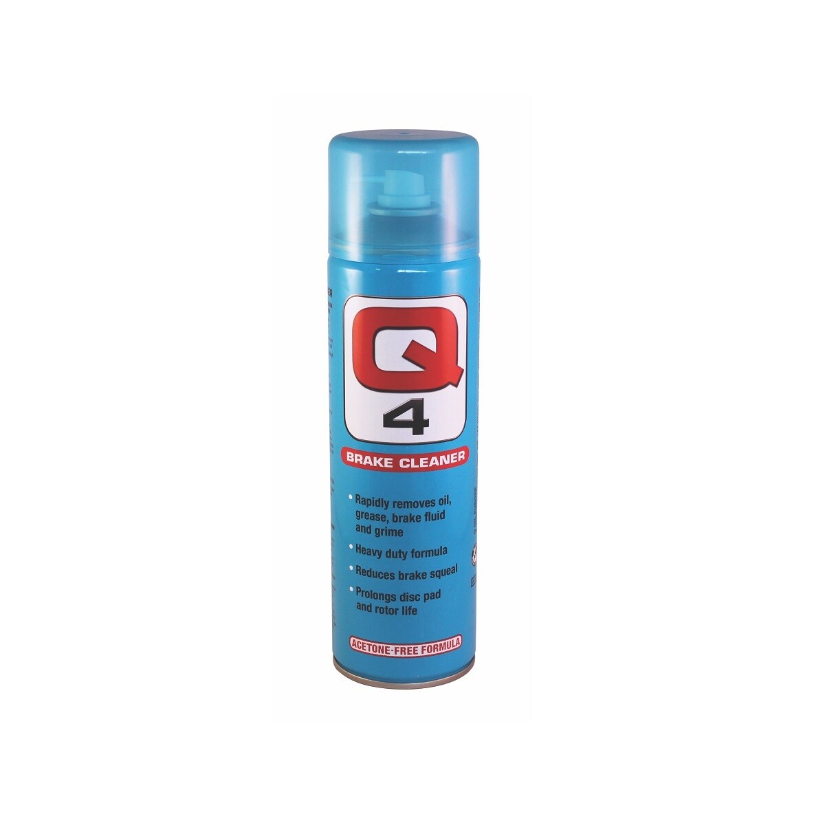 Q4 - Break and Clutch Cleaner - 500ML