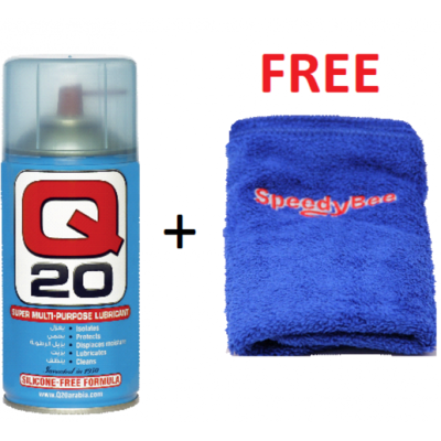 Combo - Q20 + free car microfiber towel