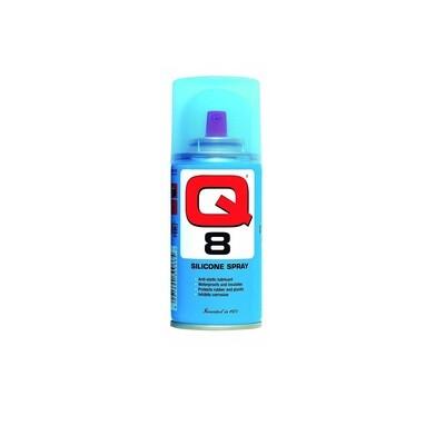 Q8 - Silicone Spray - 400 ML