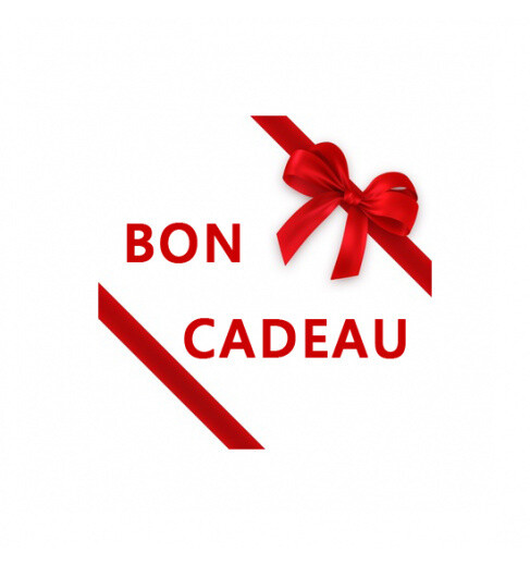 Bon cadeau pour Noêl valable lors de l'ouverture de la bijouterie.