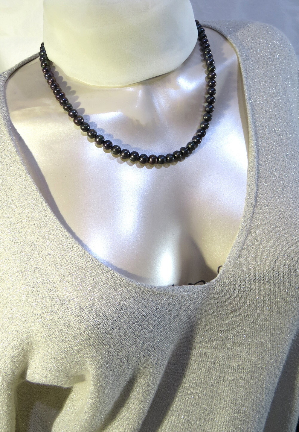 Collier Perles de Culture AA
