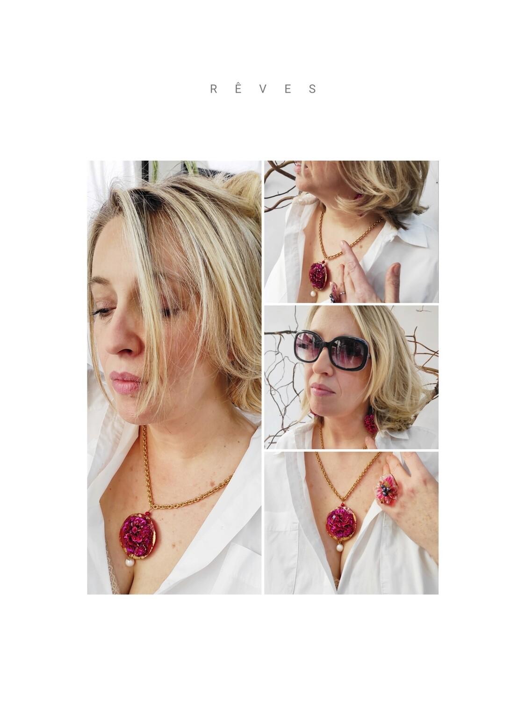Collier Secret de perle
