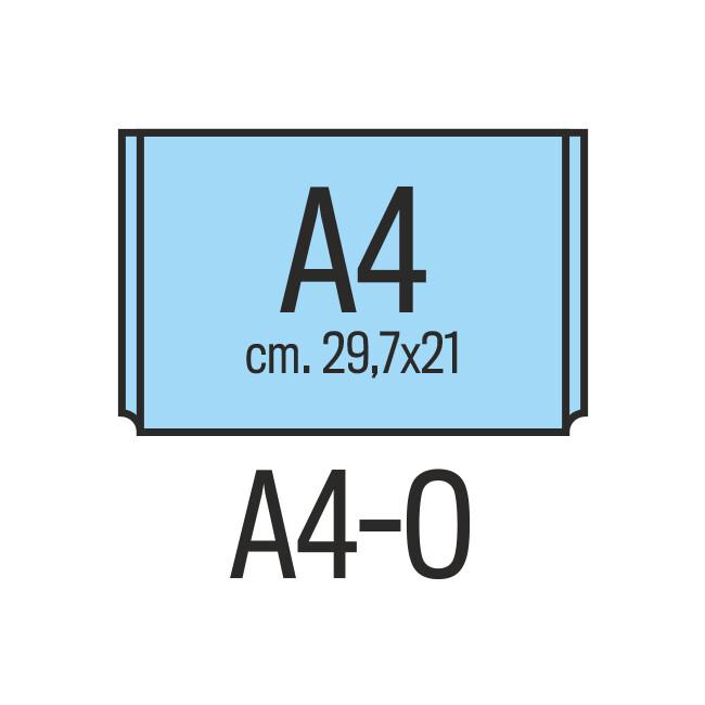 POKET A4 ORIZZONTALE