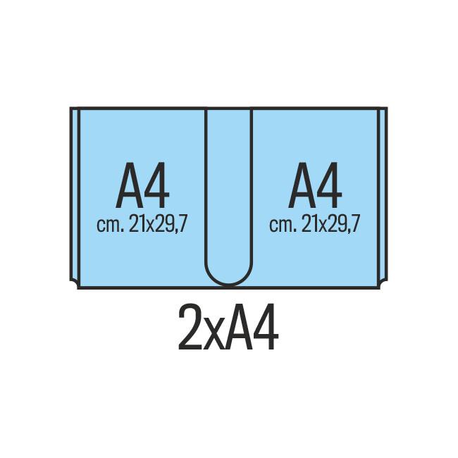 POKET 2xA4