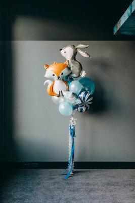 It's a BOY! Balloon Bunch