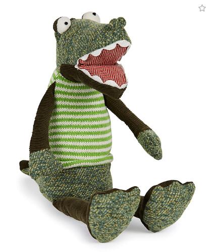 Albert The Crocodile