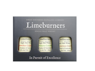 Limeburners Whisky Gift Pack