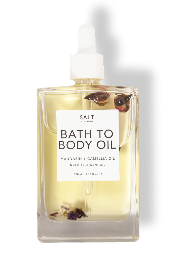 Floral Bath to Body Oil