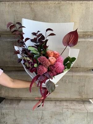 Berry Tone Signature Bouquet