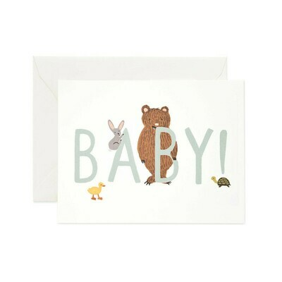 BABY! Card Mint