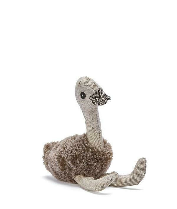 Mini Eddie the Emu Rattle
