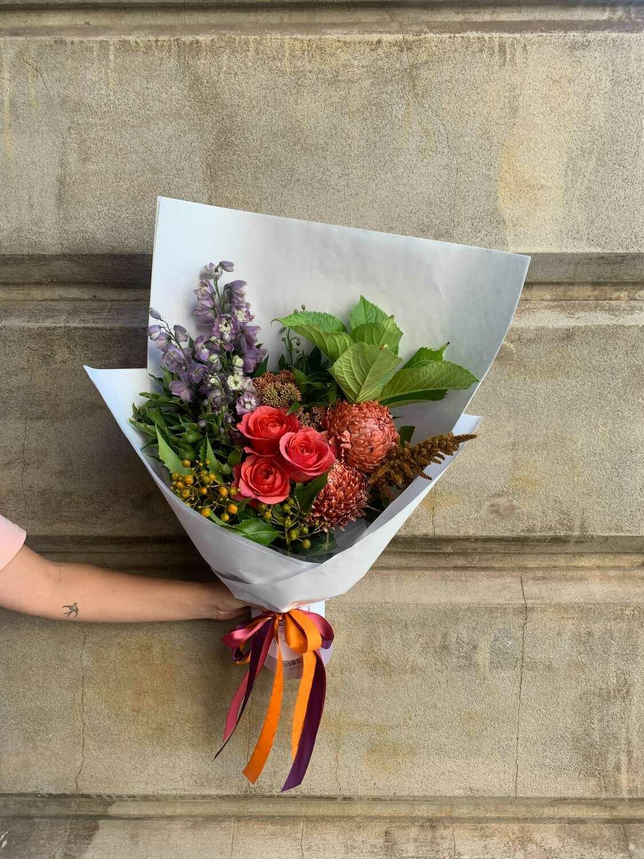 Fox and Rabbit Signature Bouquet