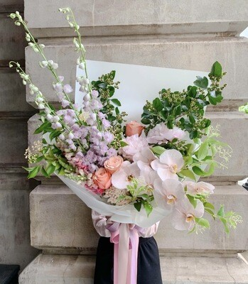 Fox and Rabbit Signature Bouquet