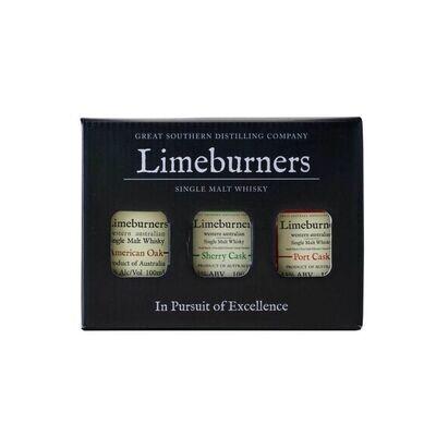 Limeburners Whisky Gift Pack