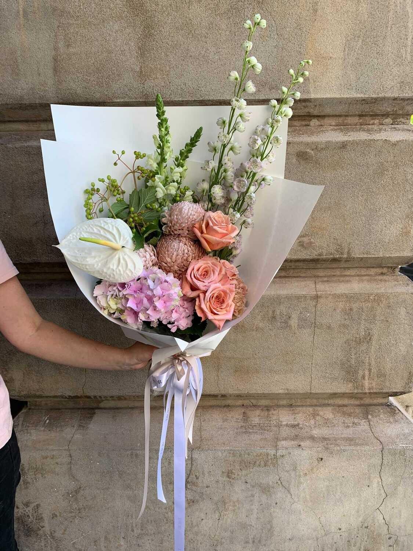 Soft Pastel Signature Bouquet