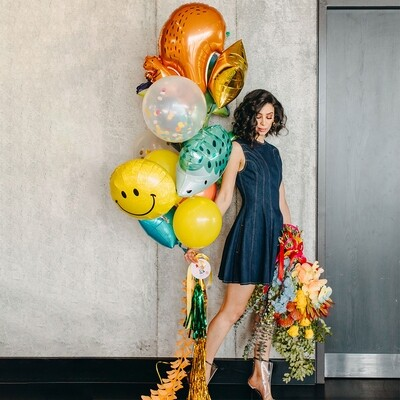 For the Love of Creatures Great and Small Balloon Bunch