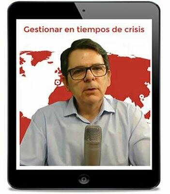 Masterclass Gestionar en crisis