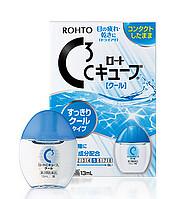 ROHTO C3 Капли для линз с метолом 13мл