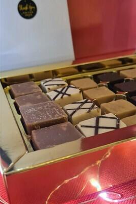 Fudge Lovers Box (24 pieces)