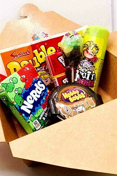 Schools Out Treat Box