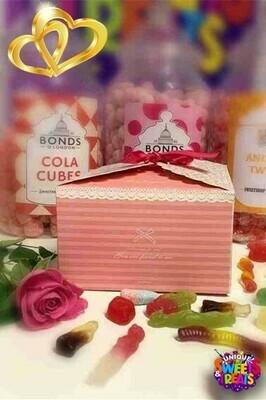 Sweet Lovers Gift Box