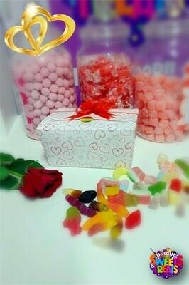 Love Valentines Heart Gift Box