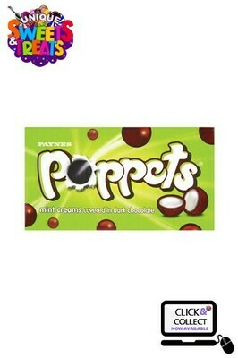 Poppets Mint Creams 40g