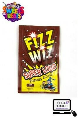 Fizz Wiz Poppin' Candy - Cola