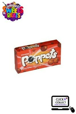 Poppets Chewy Toffee 40g