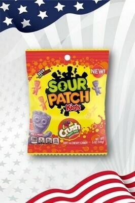 Sour Patch Kids Crush Fruit Mix - 5oz (141g)
