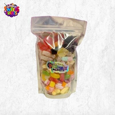 Create Your Own (250g) Retro Pick 'N' Mix (5 x Fillings)