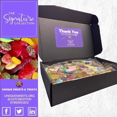 The Signature Collection - 1.25kg Retro Pick 'N' Mix