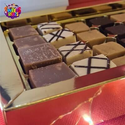 Fudge Selection Box (12 pieces)