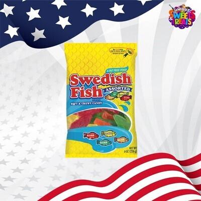 Swedish Fish Assorted Share Bag 226g