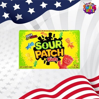 Sour Patch Kids Original Theatre Box 99g