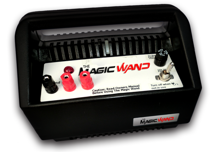 The Magic Wand Weld Cleaning System Kit