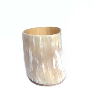 Small Cow Horn Vase