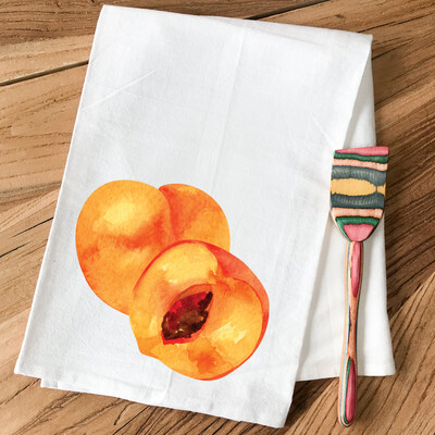 Life is Peachy - Kitchen Towel