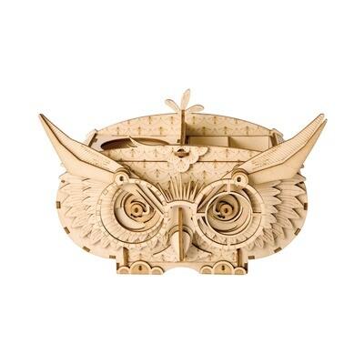 Owl Shortage Box DIY Puzzle