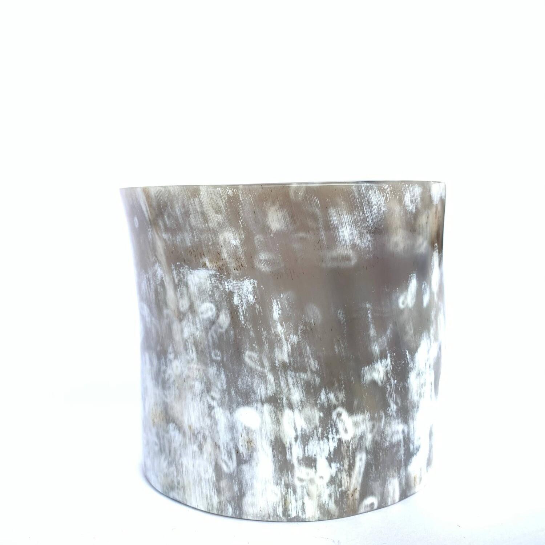 Medium Cow Horn Vase