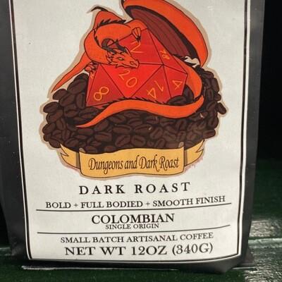 Dungeons & Dark Roast