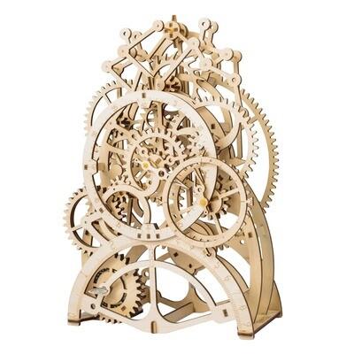 Pendulum Clock DIY Puzzle