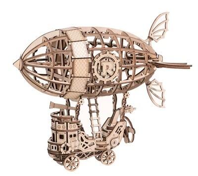 Airship DIY Puzzle