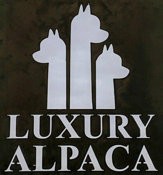 Luxury Alpaca