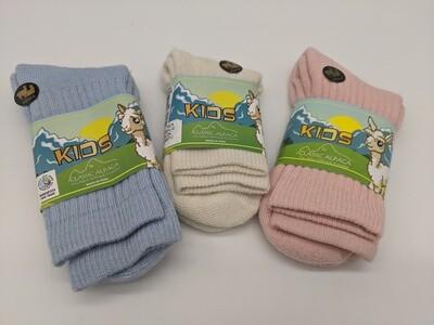 Alpaca Kids socks